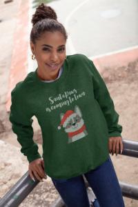 Santa-paws-sweater